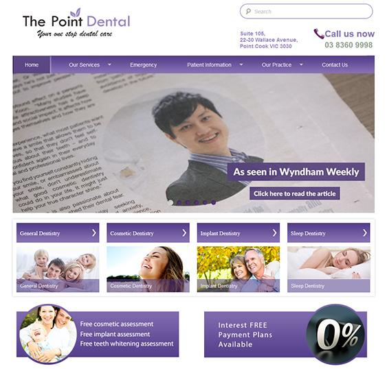 The Point Dental