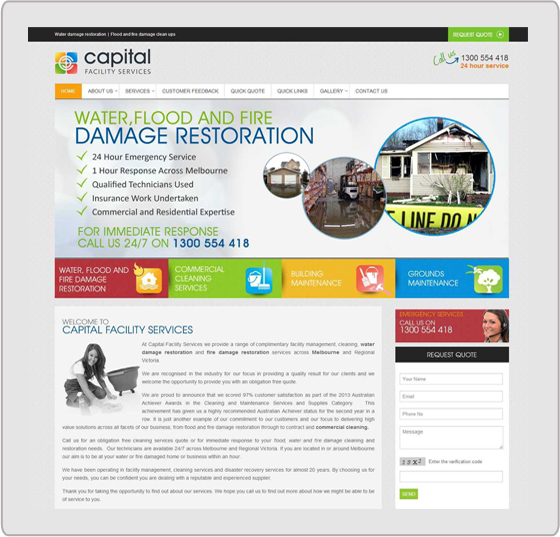 Capital Facility Services
