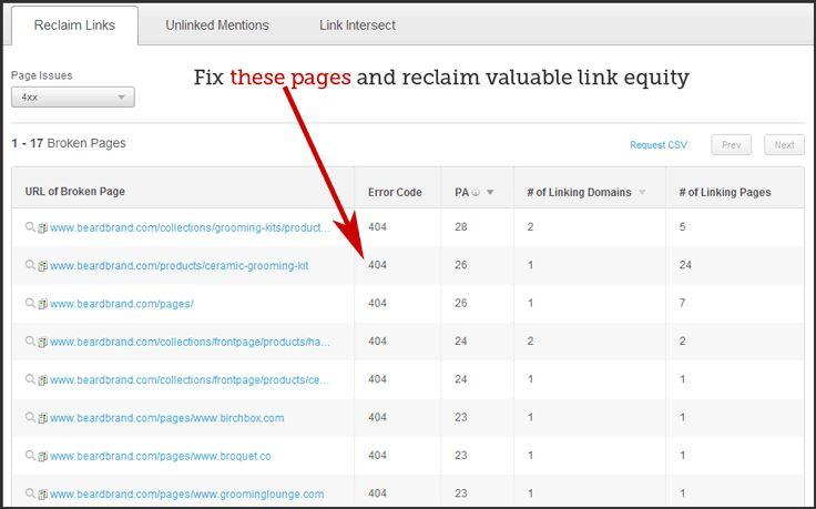 Reclaim Links