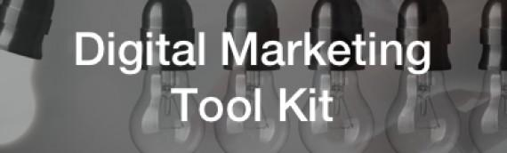 Digital Marketing Tool Kit