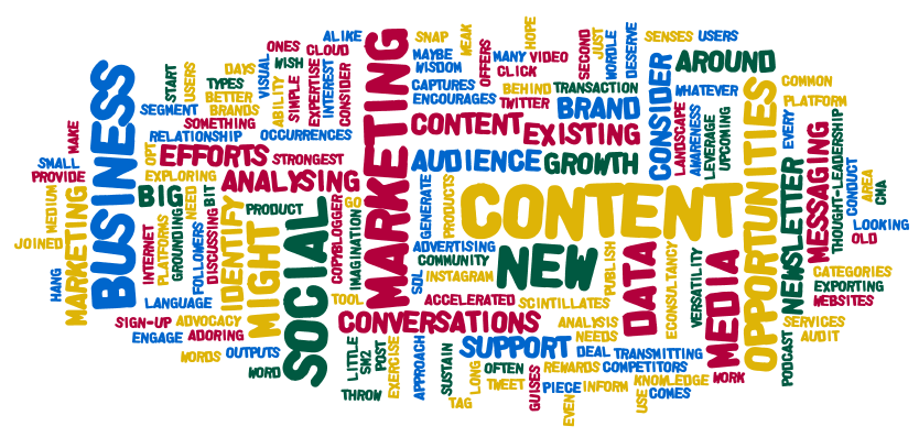 Content Marketing be Newsworthy