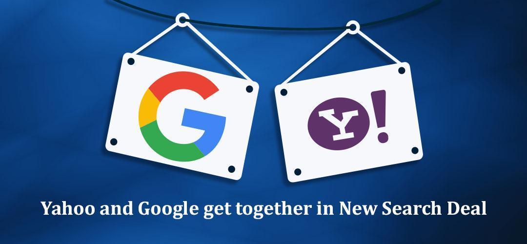Yahoo Google Partnership Deal
