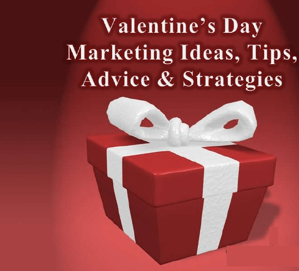 Valentine Day Marketing Ideas