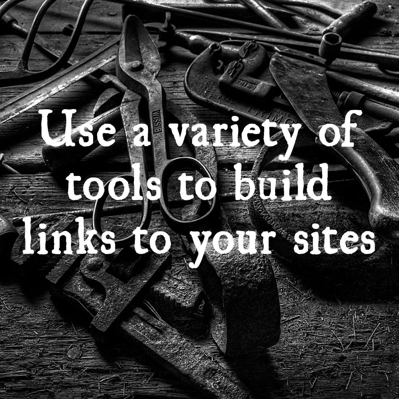Tools for Link Building