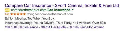 Google Advertisement