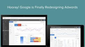 Google Adwords Redesign