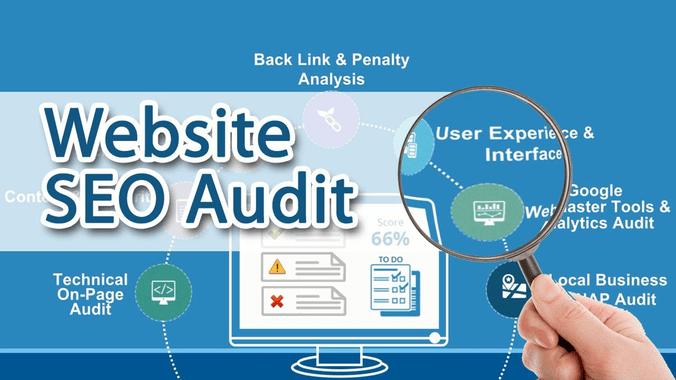 Perform SEO Audit