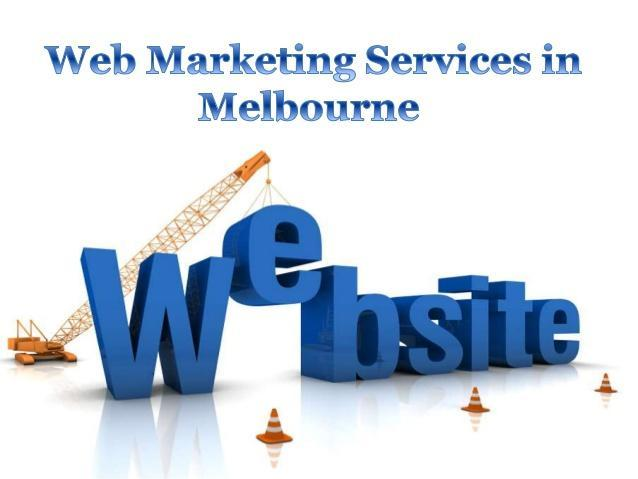 Web Marketing Melbourne