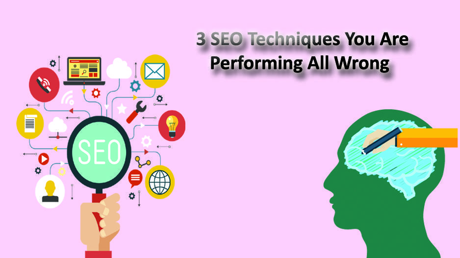 Wrong SEO Techniques