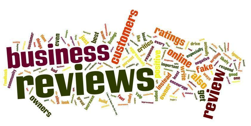 Businesses Online Reviews