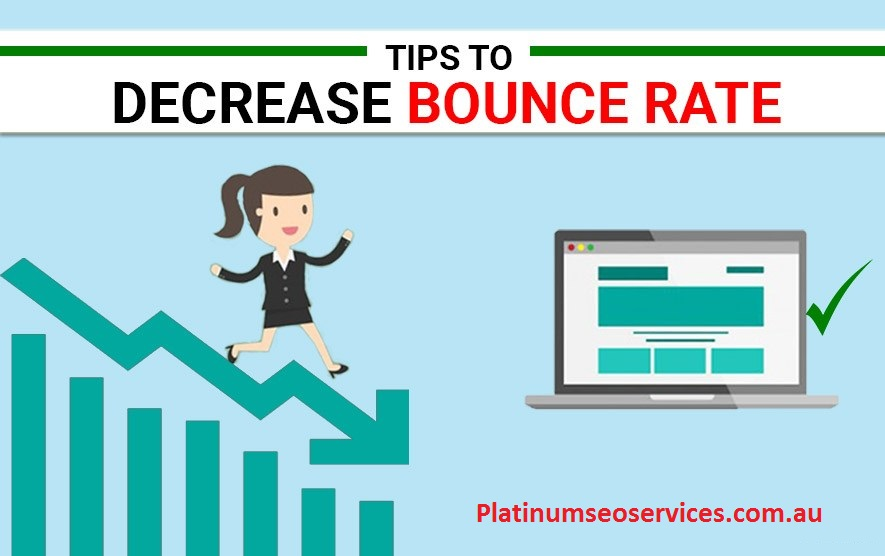 Decrease Bounce Rate